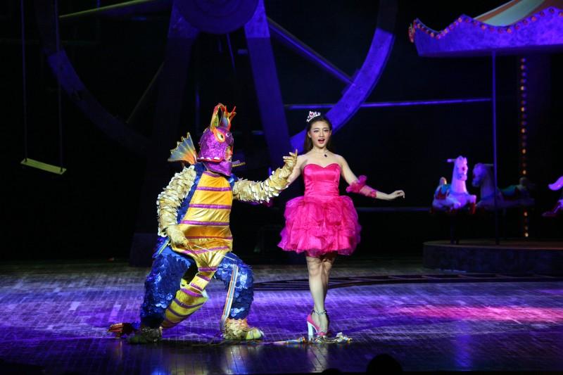中国首部儿童信息互动游戏剧-花木兰之游戏嘉年华